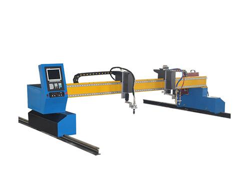 Heavy Duty Longmen CNC Plasma Cutting Machine