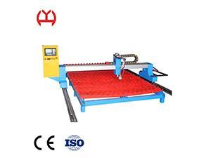 Small gantry cutting machine