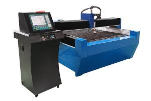 Integrated desktop CNC plasma cutting machine